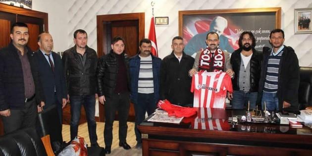 Tosya Belediye Başkanı İlk Maçına Çıkıyor