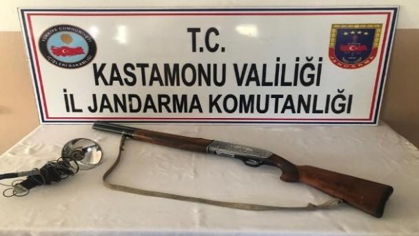 Tosya Jandarmasından Kaçak av operasyonu