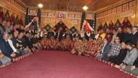 Tosya'da İlk Yaren Ocağı Yakıldı