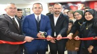 Tosya'da filografi sergisi açıldı