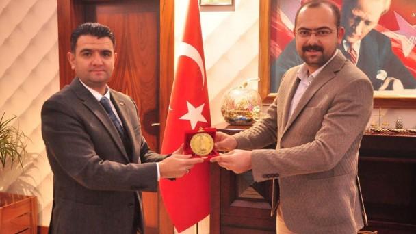 Türk Standartları Enstitüsünden Tosya Belediye Başkanına Ziyaret