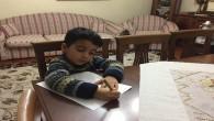 7 Yaşındaki Tugay'dan depremzedelere mektup