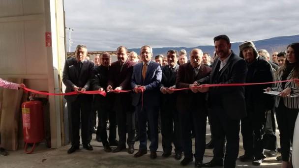 Arenapark Tekstil Dualarla Açıldı