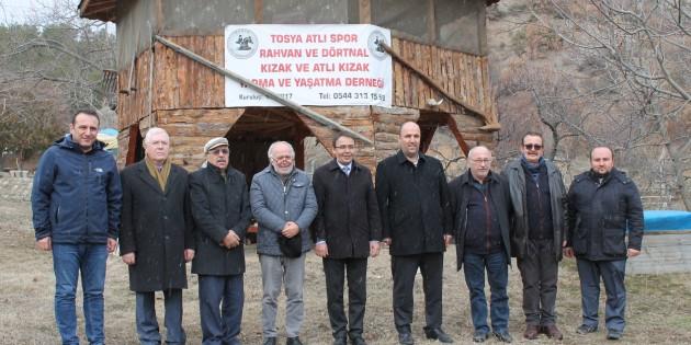 Atlı Spor Kulübü Yarışmalara Tosya'yı da dahil etti