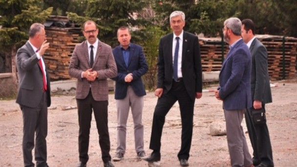 Tosya'da Yavuz Selim İlkokulunun ihalesi gerçekleştirildi