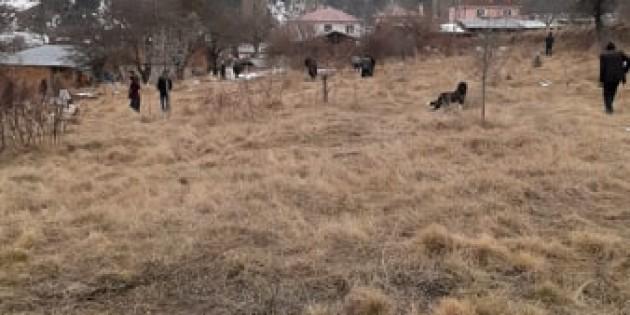 Aşağı Berçin Köyünde Geleneksel Kandil Mevlidi Okundu