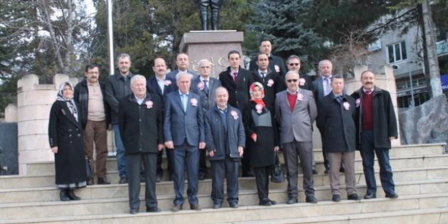 Tosya'da 31'inci Vergi Haftası Kutlama Etkinlikleri Başladı