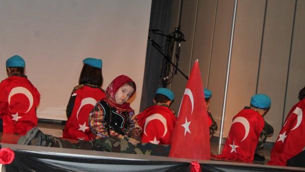 12 Mart İstiklal Marşının Kabulü Programı Düzenlendi