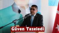 Ali Orhan Kıral, Güven Tazeledi