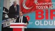 """MHP'den """"Tosya İçin Bir Olduk""""  Sloganıyla İstişare Toplantısı"""