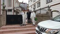 Tosya'da camiler dezenfekte ediliyor