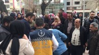 Tosya'da motosiklet yayaya çarptı, 2 yaralı