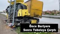 Tosya D-100 Karayolu'nda Faciadan Dönüldü