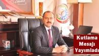 Başkan Volkan Kavaklıgil'den Emin Çınar'a Kutlama