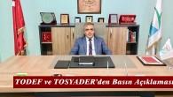 TODEF ve TOSYADER'den Basın Açıklaması