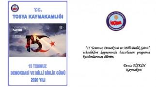 15 Temmuz Demokrasi ve Milli Birlik Günü Kutlamaları Bayrakların Asılmasıyla Başladı