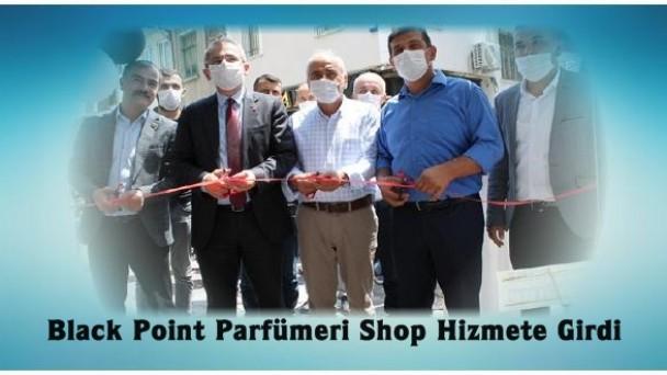 Black Point Parfümeri Shop Dualarla Hizmete Açıldı