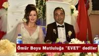 Derya ve Abdulbaki Çiftine Görkemli Düğün
