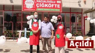 Tosya Hacıalioğlu Çiğköfte Açıldı