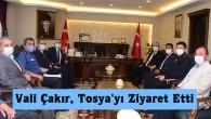 Vali Avni Çakır'dan Tosya'ya Ziyaret
