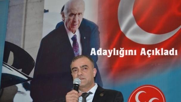 M. Dündar Özurgancı başkanlığa adaylığını açıkladı
