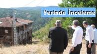 Tosya Kaymakamı Köy Ziyaretlerine Devam Ediyor