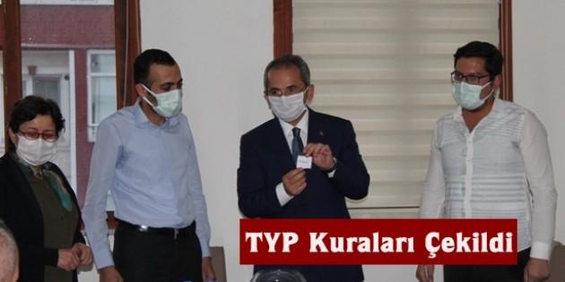 Tosya'da TYP Kuraları Çekildi