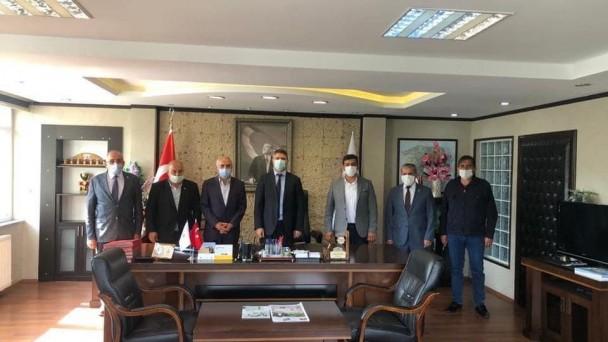 Ak Parti İlçe Başkanı Mustafa Corcor'dan Tosya'ya Müjde