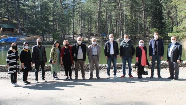 Dipsizgöl'e 30 Milyon TL Yatırım, Tosya'yı Turizm Cenneti Yapacak