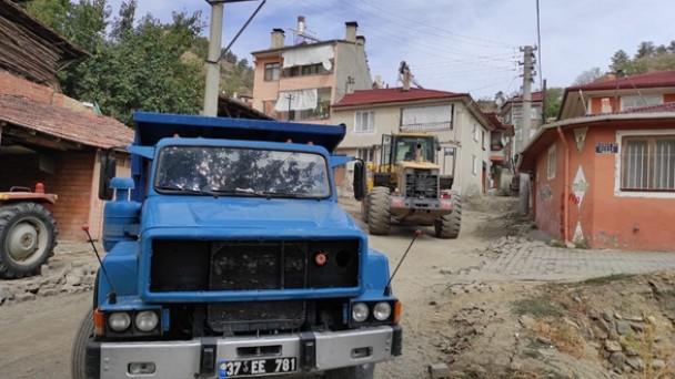 Tosya Belediyesi Kalıcı Projelere İmza Atıyor