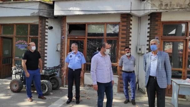 Tosya Belediyesi Otopark Çalışmalarına Başladı