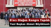 Gençler Ahmet Büyükkanlı ile yola devam edecek