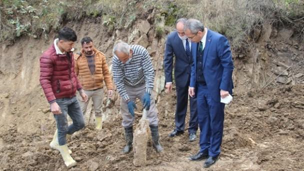 Tosya'da bir köyün daha içme suyu sorunu çözülüyor