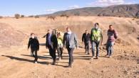 Tosya'nın Vahşi Çöp Depolama Alanı Rehabilite Ediliyor