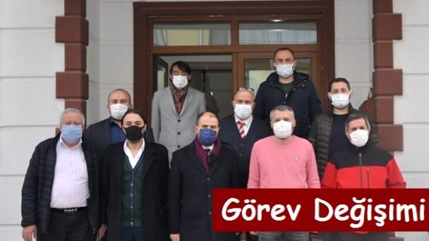 Kastamonu Gazeteciler Cemiyetinde Görev Değişimi