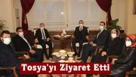 Ak Parti Milletvekili Metin Çelik Tosya'da Bir Dizi Ziyaretlerde Bulundu