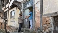 Kastamonu Belediyesinden pandemide 3 bin haneye temizlik hizmeti