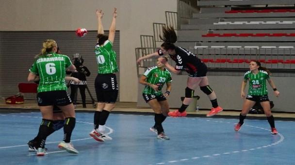Kastamonu Belediyespor, EHF Cup'taki ilk maçında puanları paylaştı