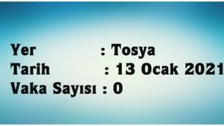 Kaymakam Deniz Pişkin:Tosya'da vakalar sıfırlandı