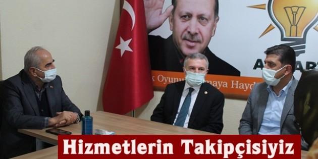 Milletvekili Metin Çelik, Tosya'ya Hizmet İçin Çalışıyoruz