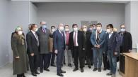 Ak Parti Kastamonu İl Başkanı Doğan Ünlü Tosya'yı Ziyaret Etti