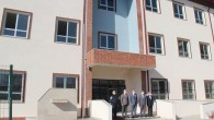 Kaymakam Deniz Pişkin Atatürk İlkokulu'nu İnceledi