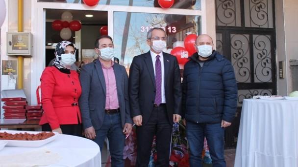 Meşhur Adıyaman Çiğköftecisi Ömer Aybak Tosya Şubesi Açıldı