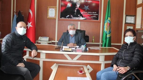 Tosya Ziraat Odası, İş Bankası İle İmece Kart Protokolü İmzaladı