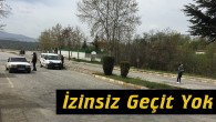Tosya'nın Giriş Çıkışları Kontrol Altına Alındı