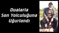 Ahmet Cebeci Son Yolculuğuna Uğurlandı