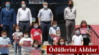 Tosya Mehmet Akif Ersoy Öğrencileri Ödüllerini Aldı