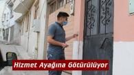 Tosya'da vatandaşın maaşı evine götürülüyor