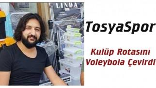 TOSYASPOR'un Rotası Voleybol Ligi