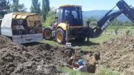 Tosya Belediyesi Temiz Su Ağını Genişletiyor